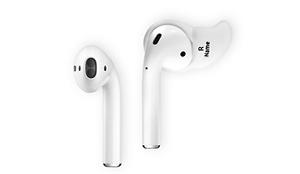 Bild på formgjutna ear slevas till Apple AirPods