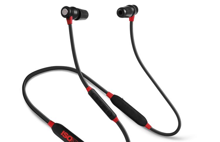 Bild på ISOTunes Bluetooth-stereo headset från Hear Nordic